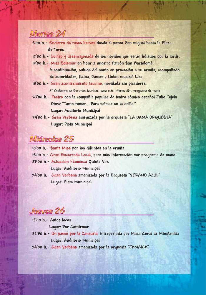 Fiestas San Bartolomé 2010 hoja 8